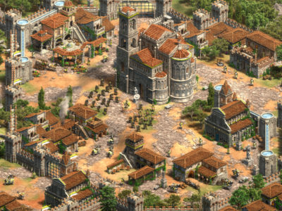 Age of Empires Lords of the West