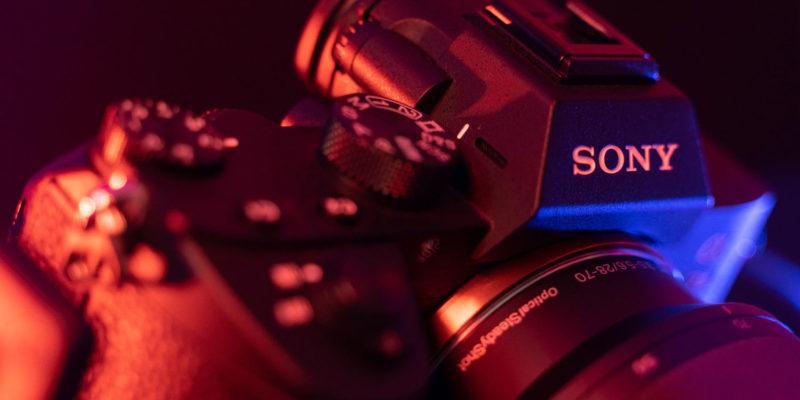 sony mirrorless cameras 2021