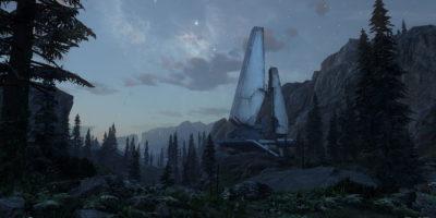 Halo Infinite new graphics