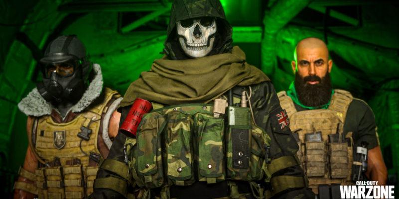 Warzone loadouts
