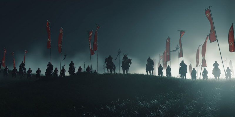 Ghost of Tsushima movie announced