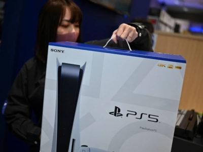 PS5 shortage