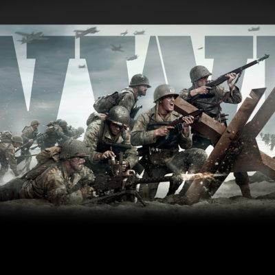 Sledgehammer Games COD WWII