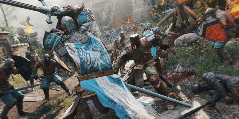 For Honor coming to Game Pass