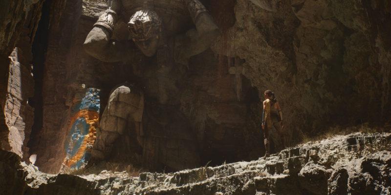 Unreal Engine 5 showcase