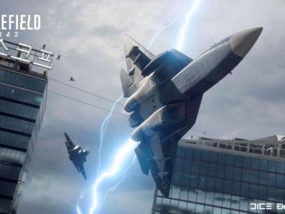 Battlefield 2042 jets