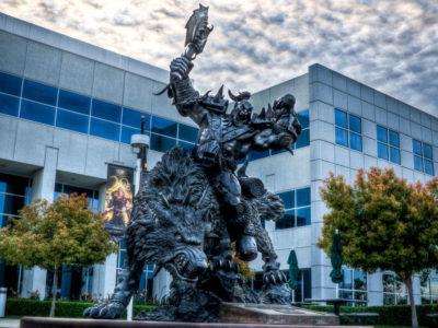 Blizzard HQ