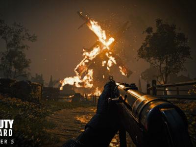 Call of Duty Vanguard reveal