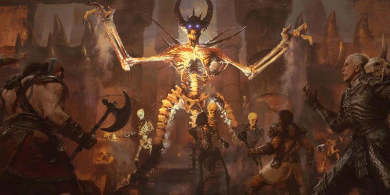 Diablo 2 Resurrected beta impressions