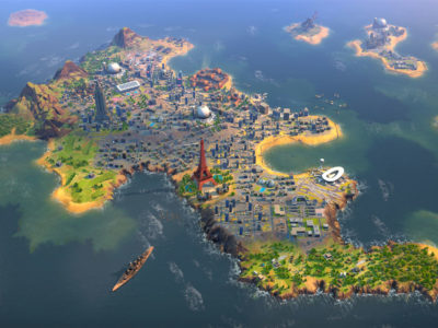 Humankind 4X strategy game