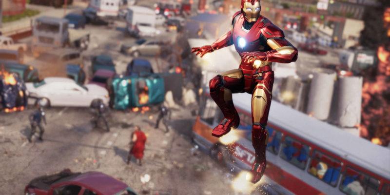Marvel's Avengers Ironman