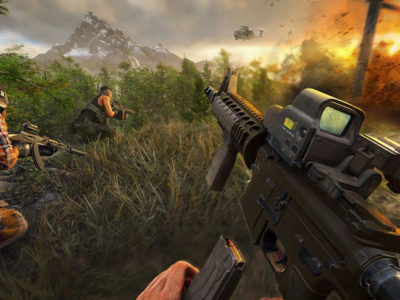 Ghost Recon: Frontline battle royale