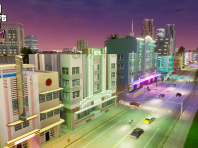 GTA Definitive Edition Vice City